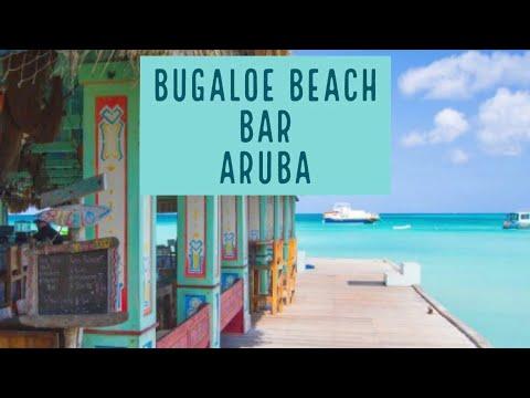 Bugaloe Beach Bar Aruba 2018