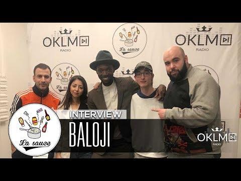 BALOJI - #LaSauce sur OKLM Radio 15/03/18
