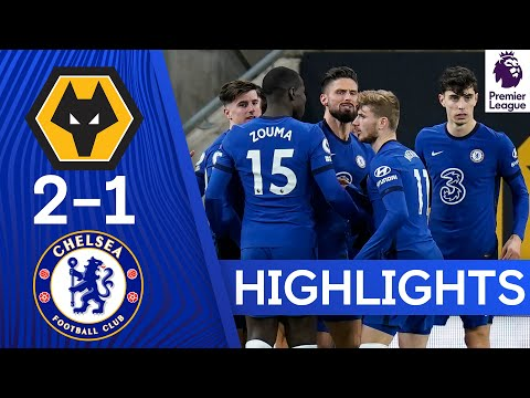 Wolves Chelsea Goals And Highlights