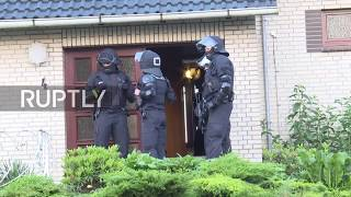 Germany  Police arrest four suspected members of Jabhat al Nusra   reports
