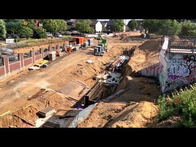 Baustelle Rathauskreuzung