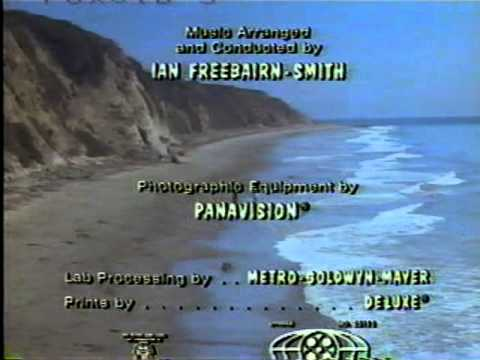Closing to The End- 1982 20th Century Fox Video release