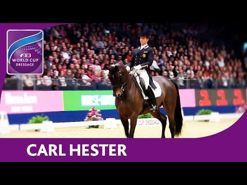 Carl Hester - Profile - FEI World Cup™ Dressage 2016/17 | #FEIWorldCupFinals