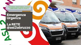 """Nuove ambulanze """"gioiello"""" nel Chietino. Il soccorso diventa ad alta tecnologia e si riorganizza"""