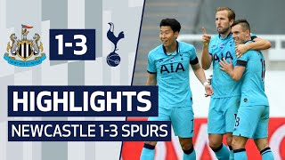 HIGHLIGHTS | NEWCASTLE 13 SPURS | KANE & SON SEAL VICTORY AT ST JAMES' PARK