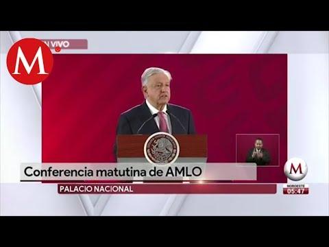 Conferencia Matutina de AMLO  14 de marzo de 2019