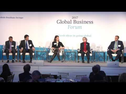 Global Business Forum 2017 - Looking Ahead: Global Business in 2018