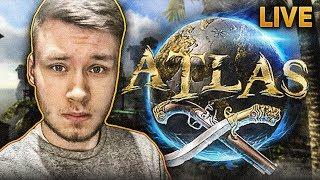 ATLAS - Gdzie jest nasza łajba?! - Na żywo