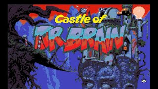 Amiga 500 Longplay [019] Castle Of Dr. Brain