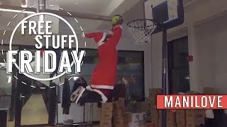 Win a FREE Dunk League Jersey! | Free Stuff Friday Video