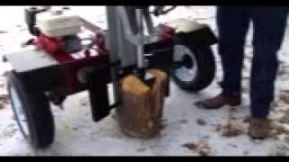 Power Dog Commercial Log Splitter