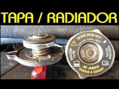 TAPA DEL RADIADOR (fallas y funciones principales)