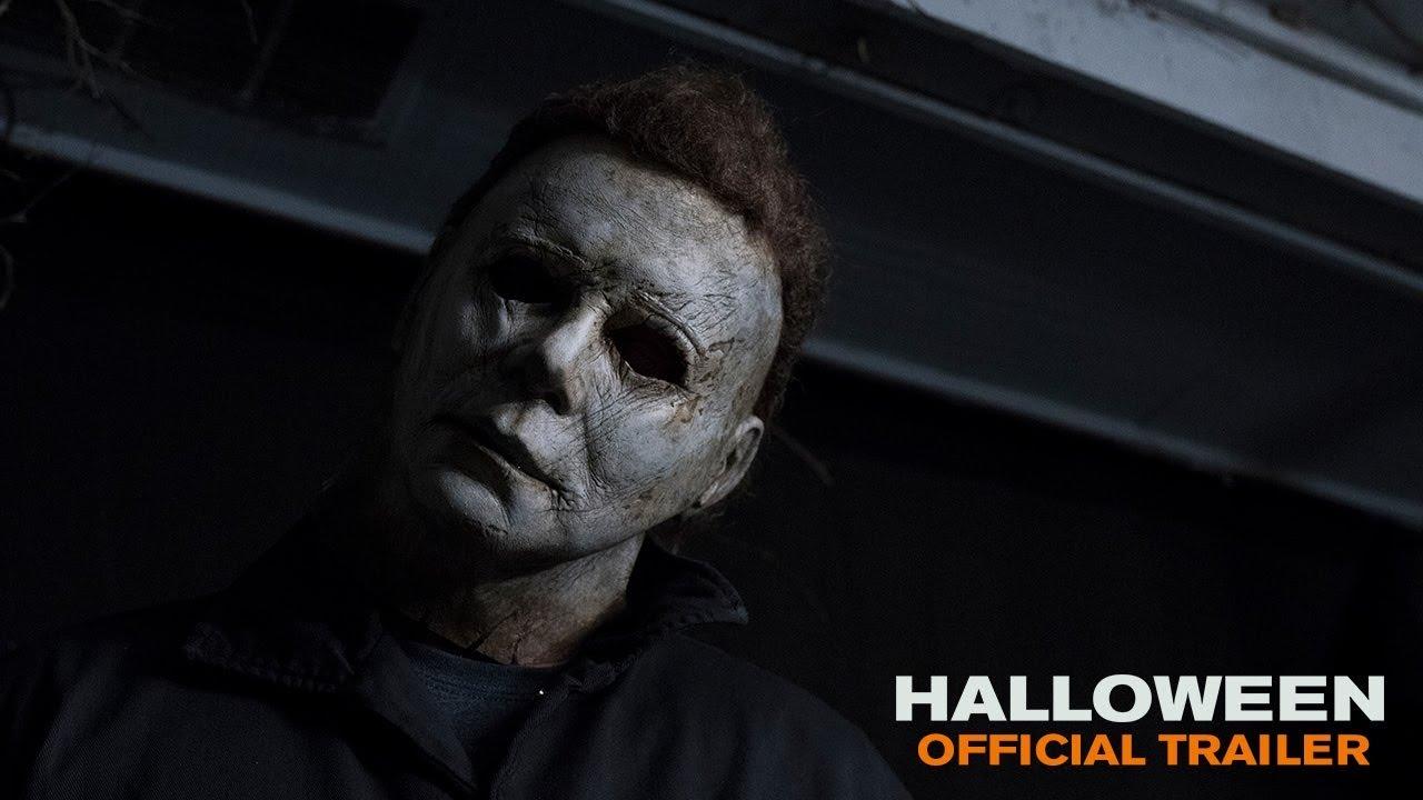 halloween new trailer hd
