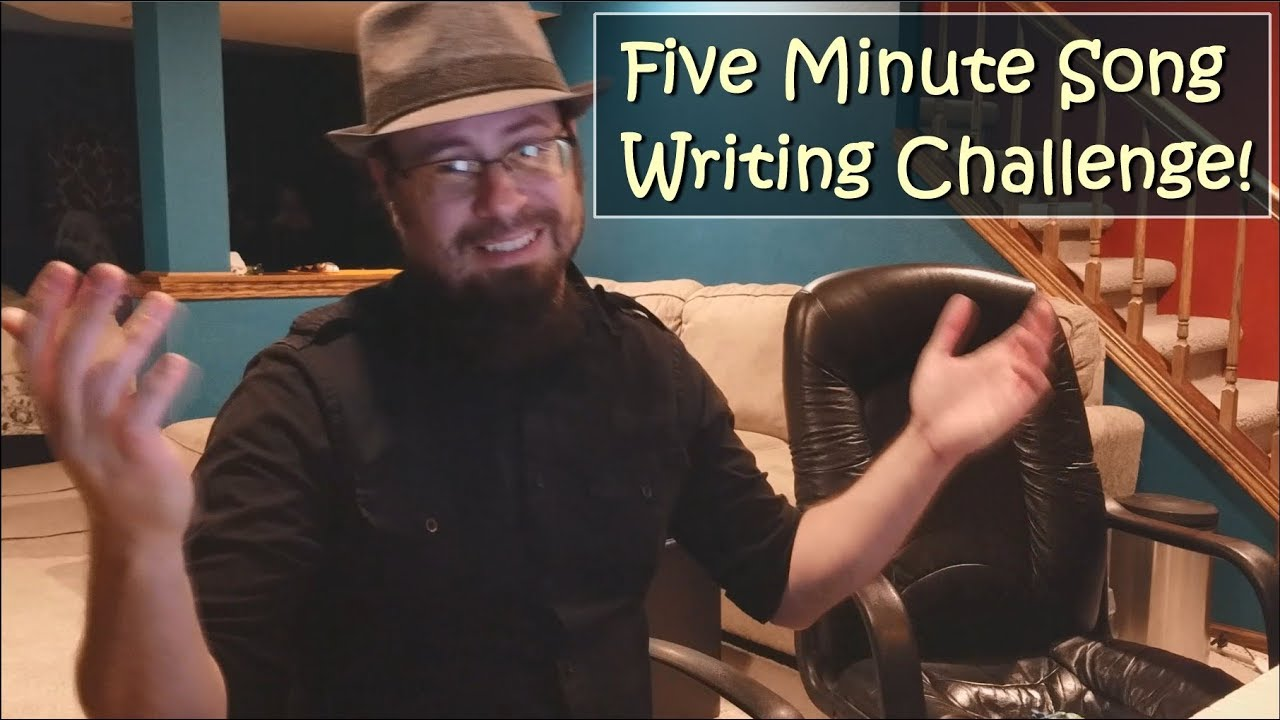 wwriting a worship song in 5 minutes