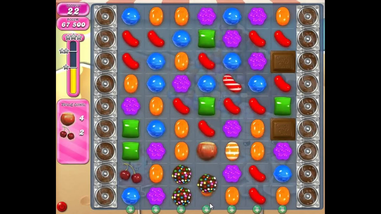 how to beat level 160 on candy crush