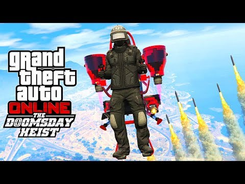 THIS IS THE END!! - GTA 5 FINAL Doomsday Heist (MAKING MILLIONS)
