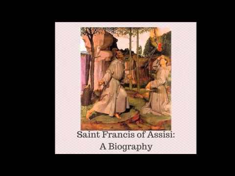 a brief biography of saint francis of assissi Saint francis of assisi captured the francis composed a brief and informal rule that thomas of celano tells us in his biography of the saint.