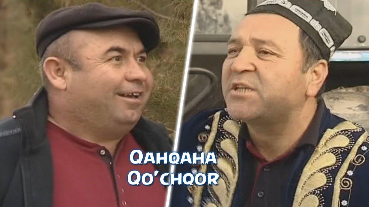 Qahqaha - Qo'chqor   Кахкаха - Кучкор (hajviy ko'rsatuv)