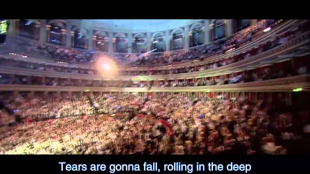 Download Adele Someone like you  Rolling in the deep Live at the Royal Albert Hall 2011
