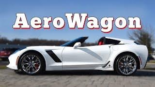 2017 Callaway Corvette C7 AeroWagon: Regular Car Reviews