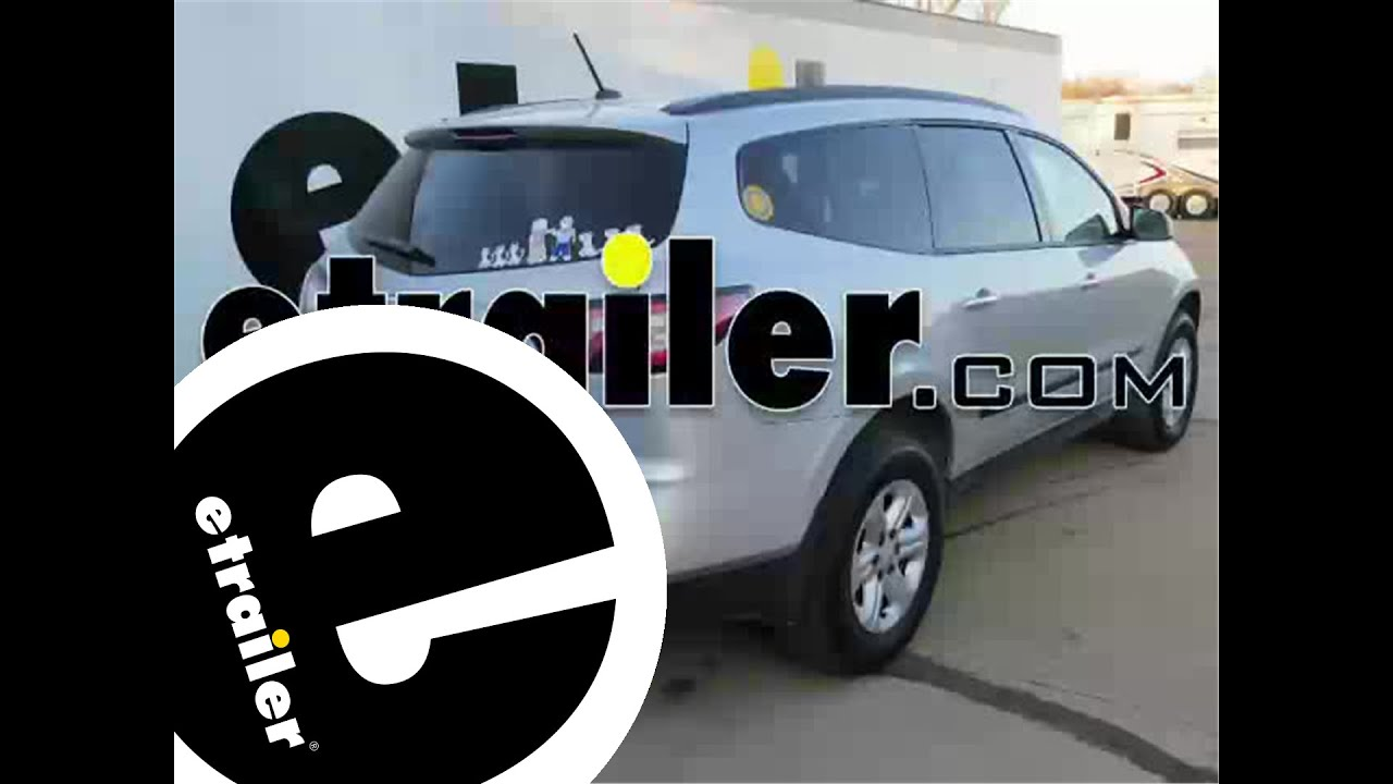 hight resolution of trailer wiring harness installation 2015 chevrolet traverse etrailer com