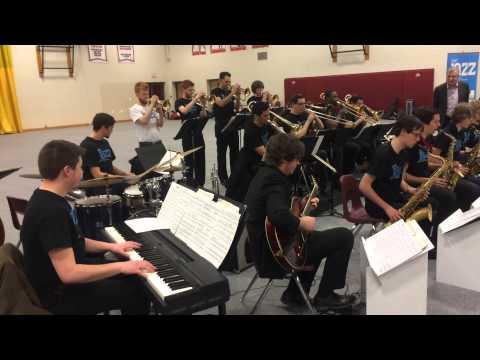 UofT Jazz Ensemble at Golden Horseshoe Music Festival