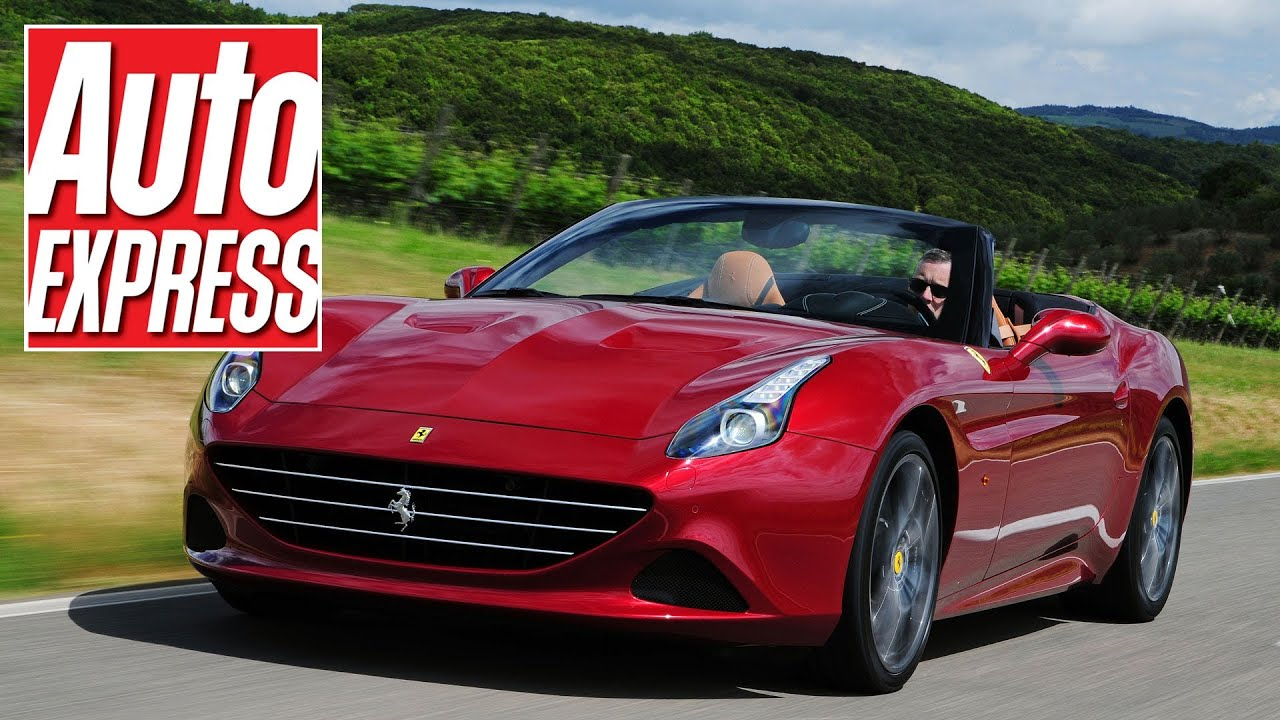 Ferrari California T Review Youtube