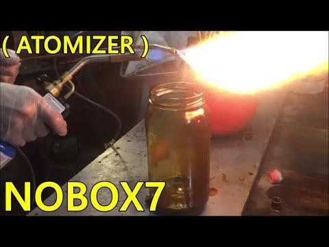 Waste oil atomizer ( TEST )