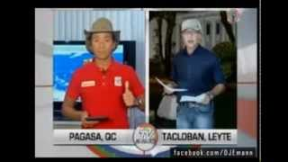 Kuya Kim Weather Update TV Patrol November 7 2013