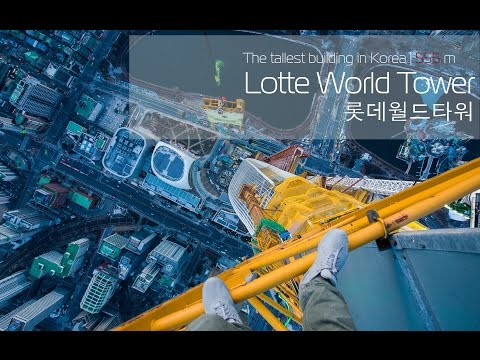 Lotte World Tower (555 meters)