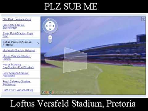 Loftus Versfeld Stadion Pretoria