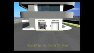 Building Car Parking Project