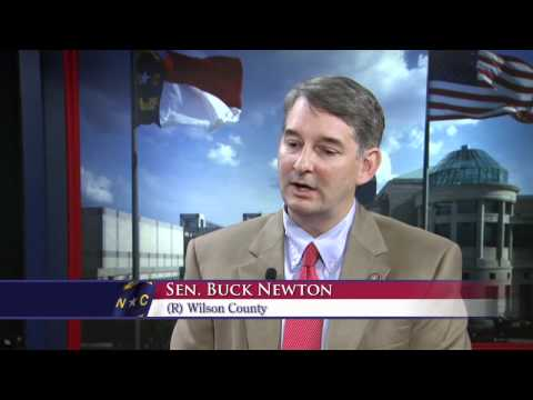 Ending Straight Party Voting In NC - Sen Buck Newton Interview | Legweek | UNC-TV