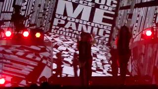 Britney Spears - Womanizer / Break The Ice / Piece of Me (Sandviken, Sweden, 11.08.2018)