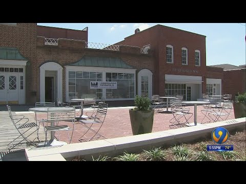 Kannapolis Unveils First Phase Of Downtown Revitalization Project