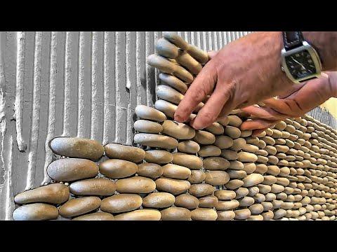 Декор стен своими руками для дома из подручных материалов