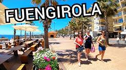 ⁴ᴷ FUENGIROLA walking tour 🇪🇸 Costa del Sol, Andalusia, Spain 4K