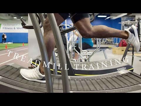 treadmill speed drills | running workouts on a treadmill