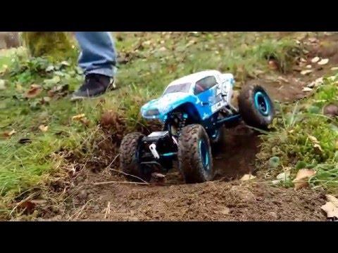 ECX Temper Rock Crawler