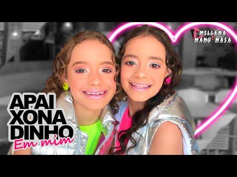 Millena & Manu Maia - Apaixonadinho Em Mim