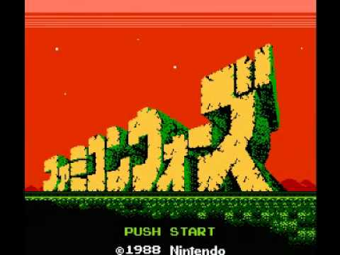 Famicom Wars (NES) Music - Enemy Turn Type A