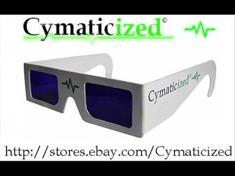 Aura Glasses by Cymaticized - Now anyone can see a...