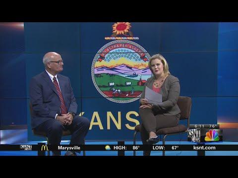 Kansas House Minority Leader discusses Brownback