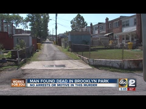 Man murdered in Brooklyn Park