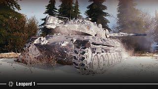 Уроки выживания | Leopard 1
