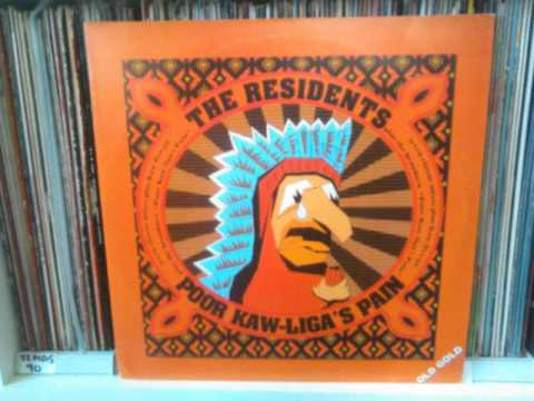THE RESIDENTS discography and reviews -