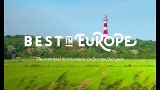 Friesland in Lonely Planet's Top 3 'Best in Europe 2018'