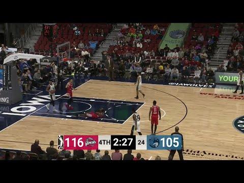 RJ Hunter (23 points) Highlights vs. Iowa Wolves