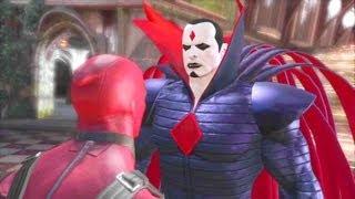 Deadpool #10: Batalha Final com Mister Sinister - Detonado - Xbox 360 / PS3 - The End