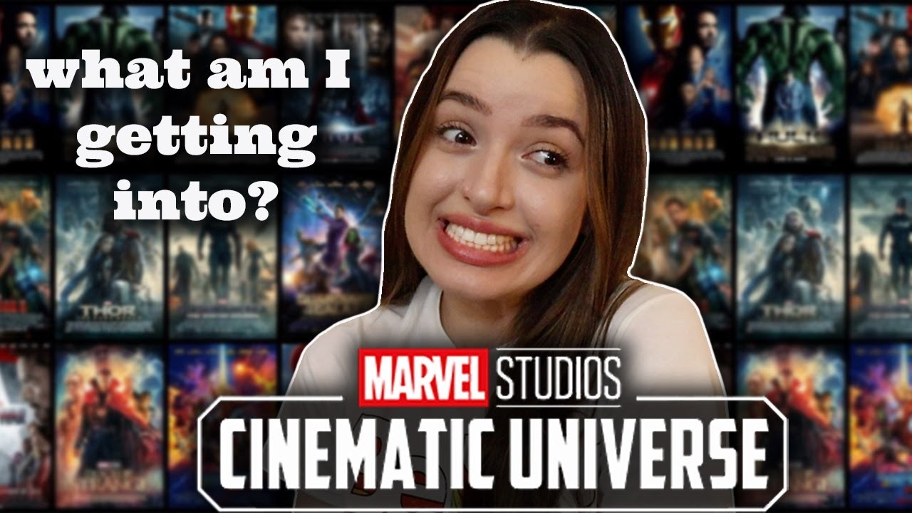 I Watched EVERY Marvel Movie in Order (MCU REACTION) *PART 1*